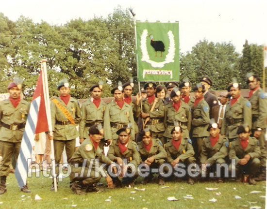1971 Sept 6 Airborne March Oosterbeek
